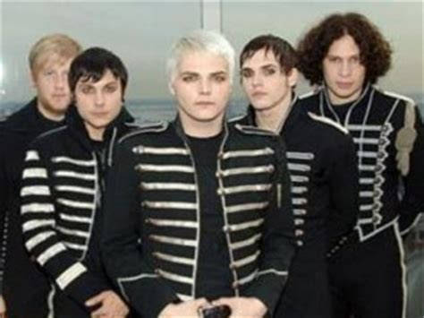 chemical romance biography birth date birth place