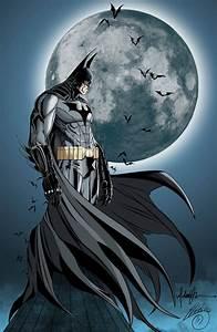 Batman New 52 Style Michael Turner by SWAVE18 on DeviantArt