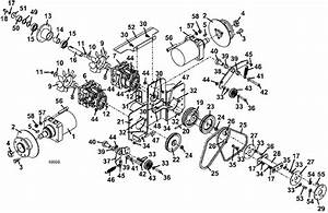 Grasshopper 729g2 Drive Assembly 2005 Mower Parts Diagrams