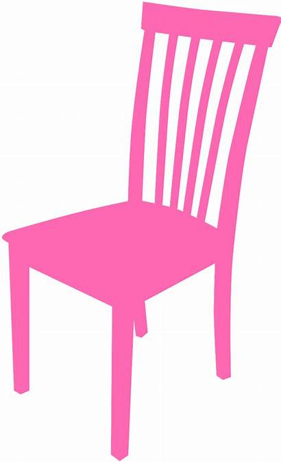 Chair Silhouettes Silhouette Vector Purple Svg Outline