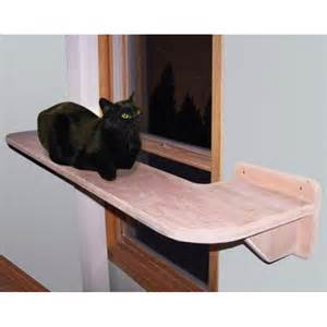 The Vertical Cat's Window Cat Walk - Contemporary Cat Furniture, Trees, Shelves and Stairs | Our Wall Mounted Cat Climbing System