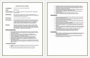 company profile sample template wwwpixsharkcom With how to make a company profile template