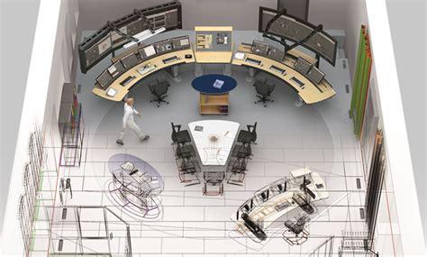 High quality images for control room design and ergonomics