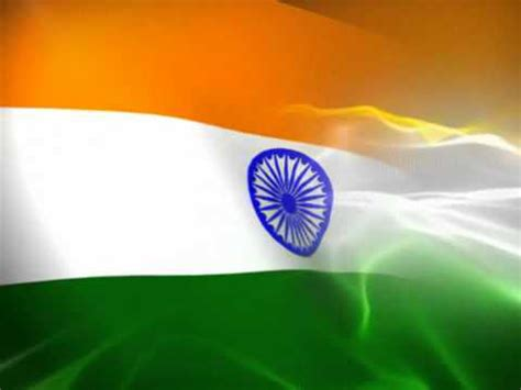 animation backgrounds video background  indian flag