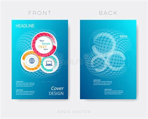 E Brochure Template Costumepartyrun