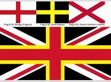 My design for a Scotlandless United Kingdom flag