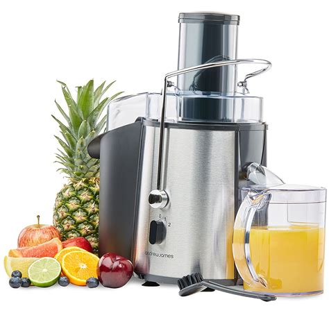 juicer juicers amazon philips fruit whole juice professional budget andrew james aluminium settings speed suit five every