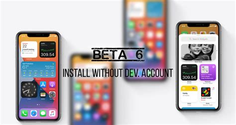 Get iOS 14 Beta 6 Profile File Download Without Dev ...