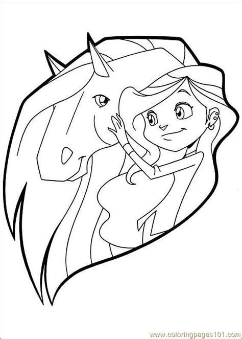 horseland coloring pages bing images kids crafts pinterest scarlett ohara animal