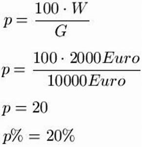 Dreisatz Berechnen : prozentrechnung einfach erkl rt ~ Themetempest.com Abrechnung