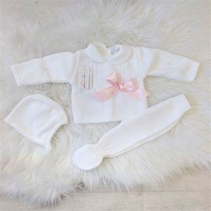 Newborn Outfit Knitted Bumpalumpa