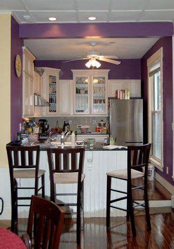purple color kitchen flickr finds purple kitchen before after purple 1681