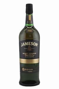 Jameson Select Reserve Black Barrel  Liter