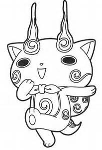 Coloriages Imprimer Des Personnages Fascinants De Yo Kai
