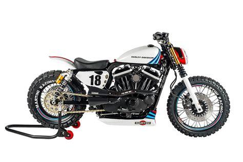 Harley Davidson Sportster Scrambler