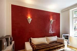 Schlafzimmer Beispiele Farbgestaltung : farbgestaltung wohnzimmer streifen ~ Markanthonyermac.com Haus und Dekorationen