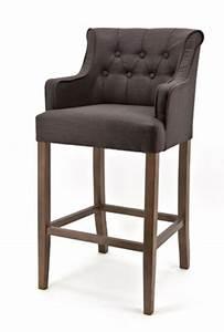 Chaise De Bar Avec Accoudoir : tabouret bar 63 cm design en image ~ Teatrodelosmanantiales.com Idées de Décoration