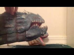 Red Death Hand Puppet Toy Review by Kane - YouTube