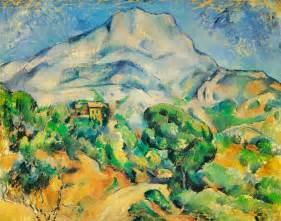 Cezanne Peintre by Paul Czanne En Reproductions Imprimes Ou Peintes Sur Repro