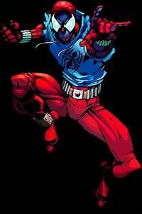 Scarlet spider ben reilly | spiderman 'pictures ...