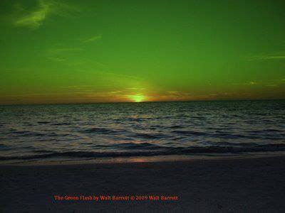 green flash magik   sunrise
