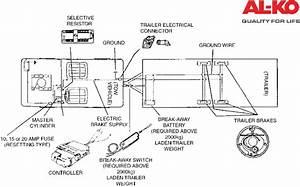 Electric Trailer Brake Breakaway Wiring Diagrams