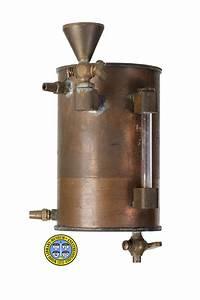 Copper Kettle Prototype
