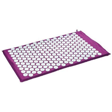 tapis d acupression 42x72cm stimulation acupuncture