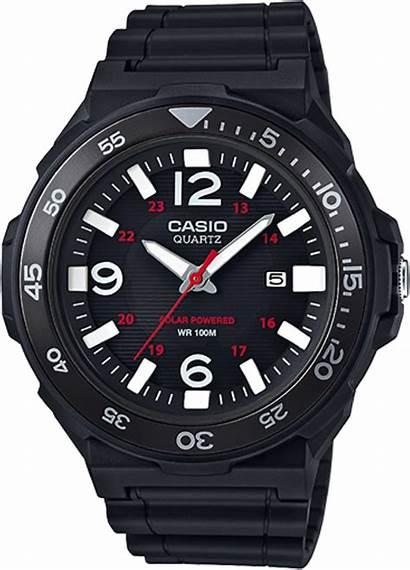 Casio Mrw 1bv 1bvef Solar Caballero Reloj