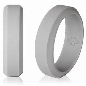 Silicone Wedding Ring By Knot Theory Safe Lightweight