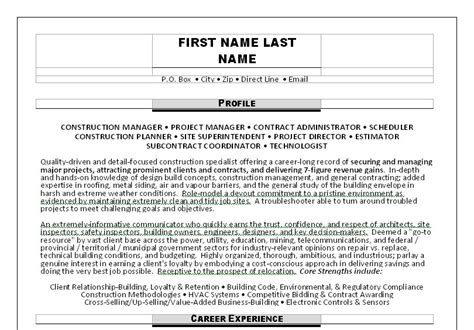 construction contract administrator resume construction contract template studio design gallery best design