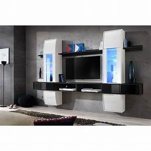 122 meuble suspendu salon design meuble tl rangements et With attractive meuble de cuisine design 1 meuble tv design suspendu fino chloe design