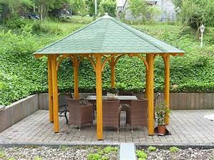 Pavillon 2 50x2 50 : schliephake rustikale gartenm bel und pavillons 8 eck ~ Articles-book.com Haus und Dekorationen