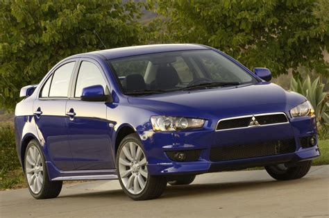 2009 Mitsubishi Lancer Gts Specs by 2009 Mitsubishi Lancer News And Information