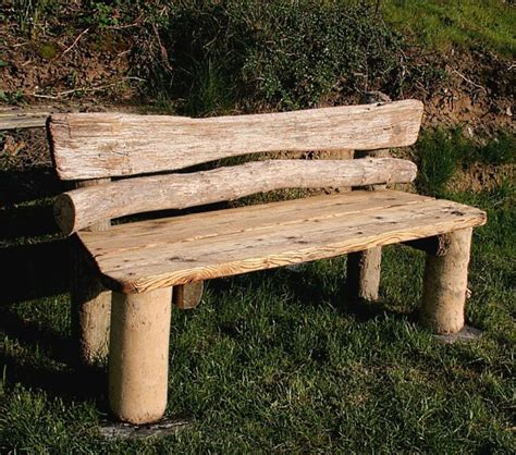 Driftwood Benchshould Do This With Driftwood I Pull