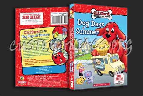 Dog Days Of Summer Dvd Cover