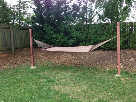 4 Pole Hammock by I Don T Trees For A Hammock And Didn T Want A Metal