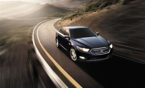 Ford Car : All-new Ford Taurus To Be Unveiled At The Shanghai Auto