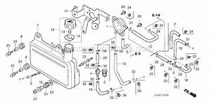 Honda Gc190a Parts List And Diagram