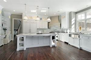 corner stove transitional kitchen kitchen design ideas With kitchen colors with white cabinets with early american wall art