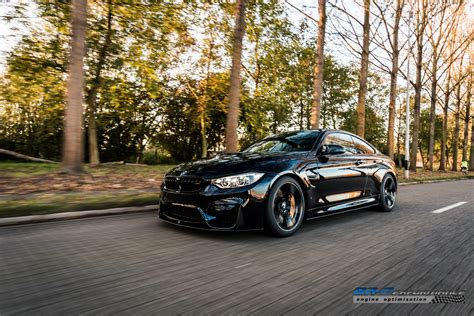 Azurite Black Bmw M4 From Br-performance Stole Our Soul