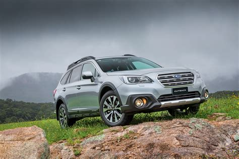 subaru outback pricing  specifications