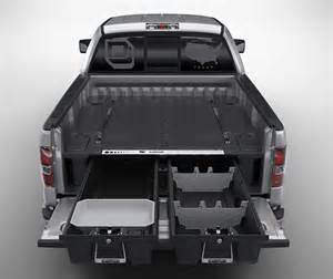 decked truck bed storage system beautiful scenery photography