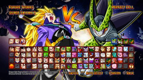Dragon Ball Raging Blast 3 Character Roster 4 By