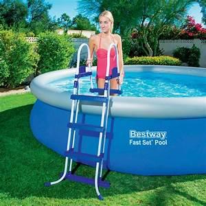 Bestway Pool Set : bestway 15ft fast set pool set inc filter pump 12 362l all round fun ~ Eleganceandgraceweddings.com Haus und Dekorationen