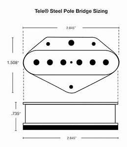 Wiring Diagram Tele Bridge And P90 Neck Pickup Telecaster