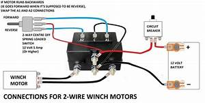 12v Winch Solenoid Wiring Diagram