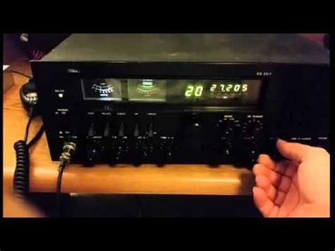 Gatekeepers Galaxy DX2517 Base CB Radio For Ebay - YouTube
