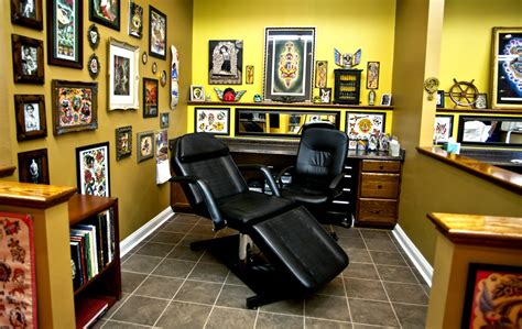 Tattoo Studio | HD Wallpapers
