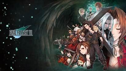 Fantasy Final Wallpapers Remake Sephiroth Vii Finalfantasy